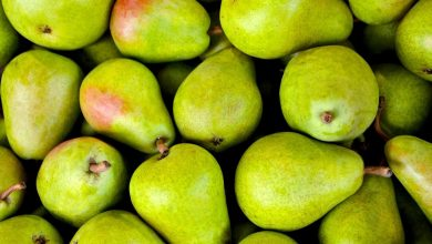 9 أنواع مفيدة من الفاكهة الخضراء