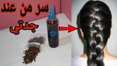 وصفة رائعة و مجربة لتطويل الشعر بالقرنفل