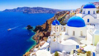 أفضل 5 مدن سياحية في اليونان