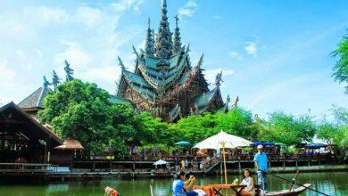 أفضل 5 مدن سياحية في تايلاند