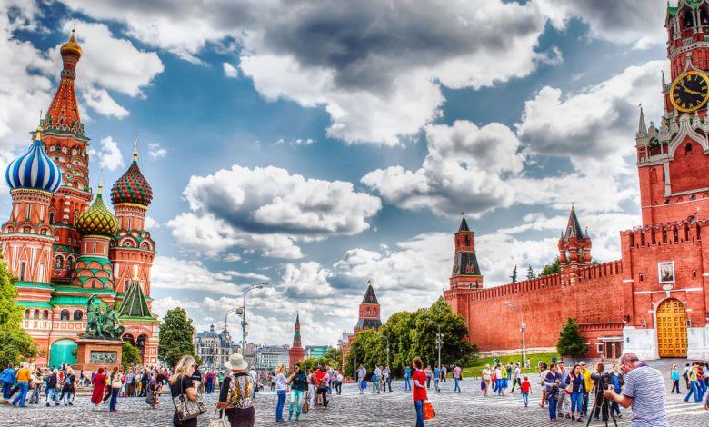 أفضل 5 مدن سياحية في روسيا