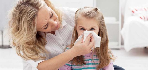 اسباب الرعاف عند الاطفال