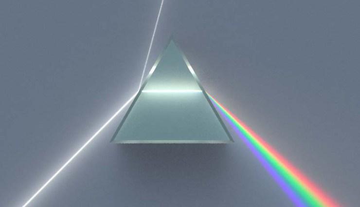 الالوان التي يتكون منها الضوء الابيض