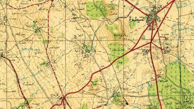 الخرائط الطبوغرافية مهمه لأنها تمثل