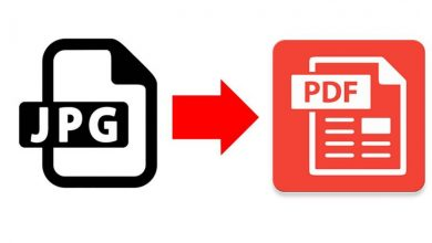 تحويل الصور إلى pdf
