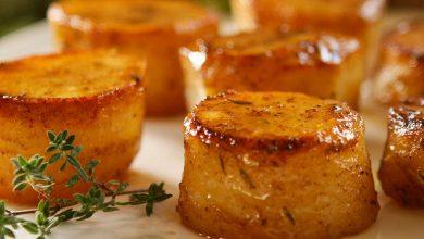 طريقة عمل بطاطس فوندان الفرنسية