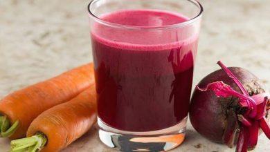 طريقة عمل عصير الشمندر الصحي
