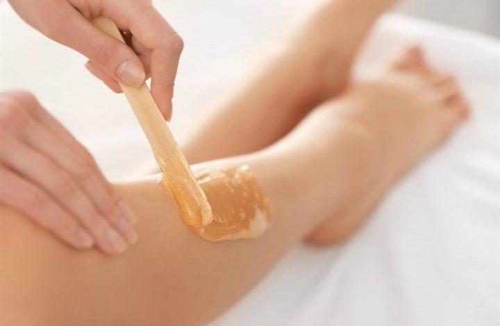علاج التهاب البشرة بعد ازالة الشعر بالشمع