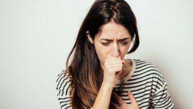 علاج الكحة المستمرة والشديدة