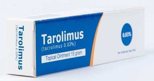 مرهم تاروليمس Tarolimus Ointment مثبط للمناعة للأكزيما وعلاج البهاق