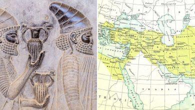 كيف تشكلت الإمبراطورية الفارسية