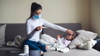 ما الفرق بين البرد والانفلونزا