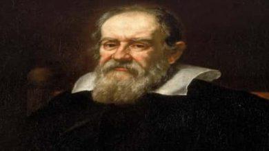 نص مكتوب عن غاليليو غاليلي