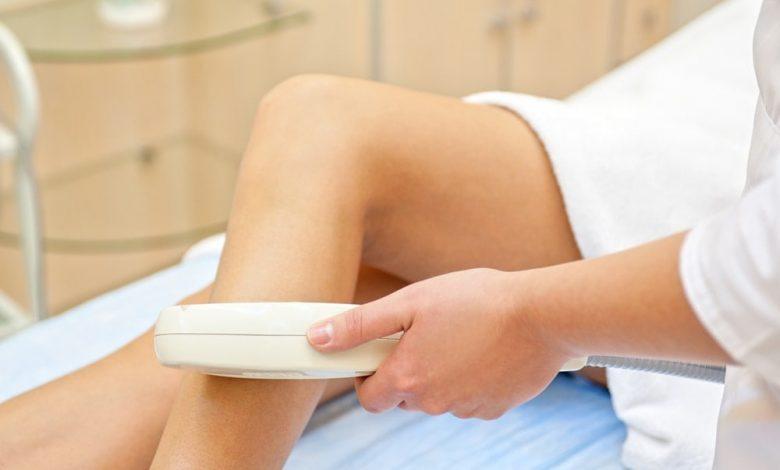 هل الليزر مضر للحامل