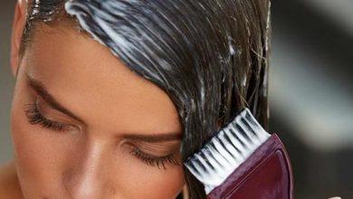 وصفات الزبادي لإصلاح الشعر التالف