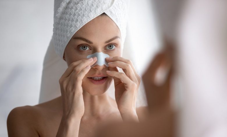 وصفات لتنظيف مسامات الأنف في المنزل