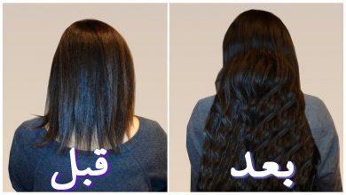 وصفات مغربية لتكثيف الشعر وتطويله