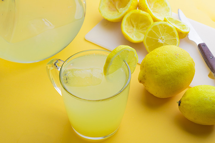 وصفة الليمون