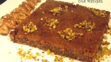 طريقة عمل الكنافة العربية الغزاوية