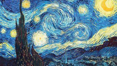 أشهر لوحات فان جوخ