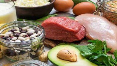 7 أطعمة غنية بالبروتين