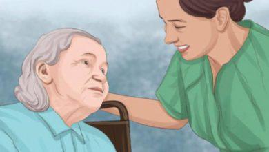 اداب التعامل مع كبار السن