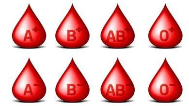 افضل فصائل الدم