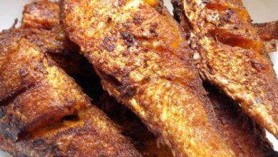 اكل السمك المقلي في المنام للمتزوجه و العزباء و الحامل