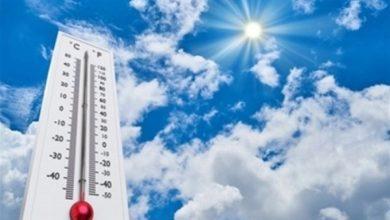 تزيد درجة الحرارة كلما ارتفعنا عن سطح البحر بنحو 150 متراً