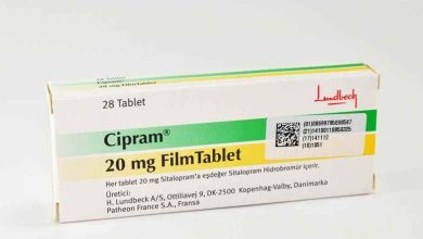 دواء سبرام أقراص Cipram 20 سيتالوبرام لعلاج الاكتئاب