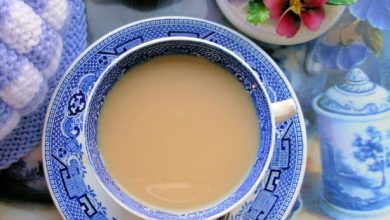 طريقة عمل الشاي الانجليزي