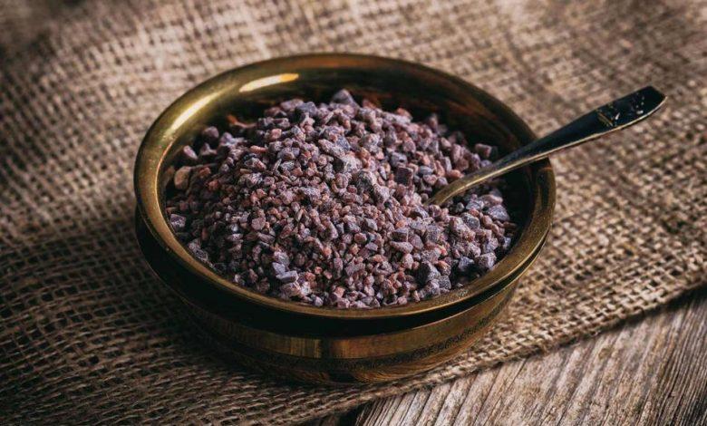 فوائد الملح الأسود المدهشة