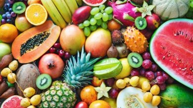 فواكه وخضروات تزيد سيولة الدم