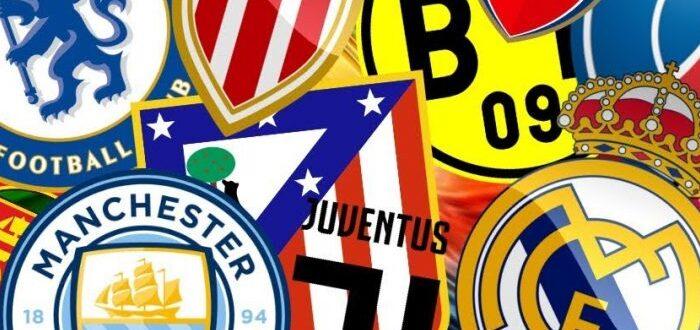 قائمة أغنى 20 نادي كرة قدم فيالعالم