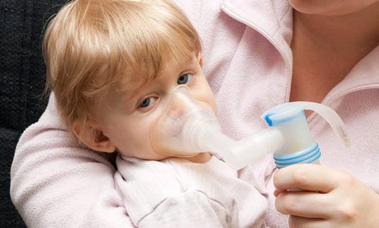 كيفية استخدام جهاز بخار للاطفال