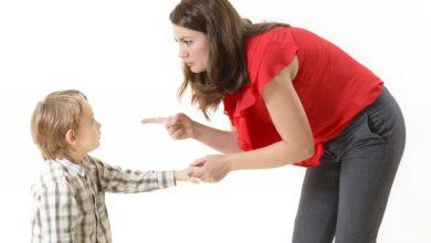 كيفية التعامل مع الطفل العنيد والعصبي