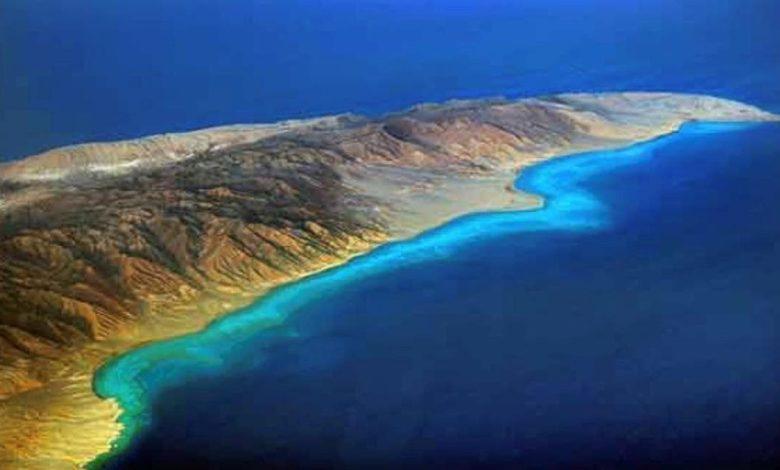 لماذا سمي البحر الأحمر بهذا الاسم ويكيبيديا