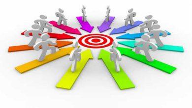 ما اهمية تجزئة الهدف العام الى اهداف خاصة