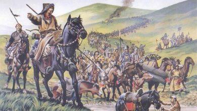 متى اجتاح المغول المناطق الشرقية من العالم الاسلامي