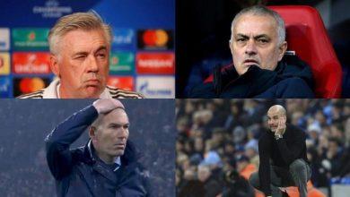 من هو أفضل مدرب في التاريخ