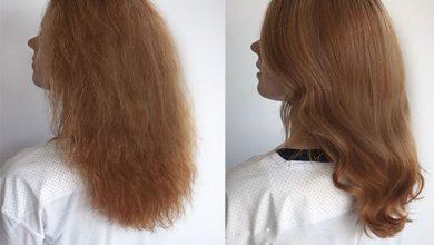 وصفات لعلاج تقصف وجفاف الشعر
