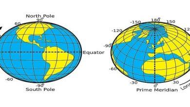 يمر خط الطول الرئيسي جرينتش بقارة