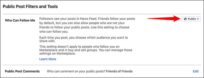 كيفية ايقاف تعليقات منشوراتك على فيسبوك